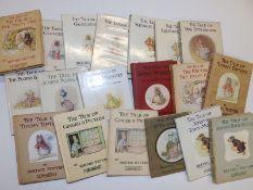 19 Beatrix Potter Tales - various ages.
