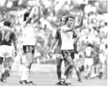 1982 WORLD CUP ENGLAND V CZECHOSLOVAKIA ORIGINAL PRESS PHOTO