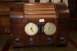 Vintage Goblin radio
