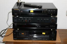 Marantz CD player,