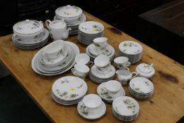 Japanese Seyei fine china tableware
