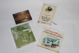 Tunnicliffe [ C.F.], A Sketch Book of Birds