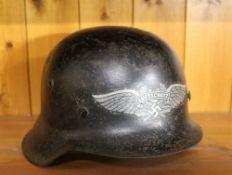 A Second World War German Luftschutz hel