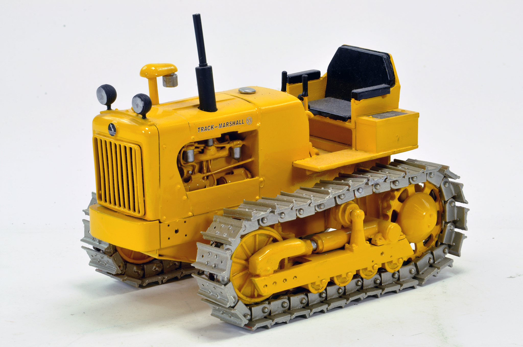 Lot 549 - RJN Classic Tractors 1/16 Hand Built Track Marshall 55 Crawler Tractor. Limited Edition 45 of 55