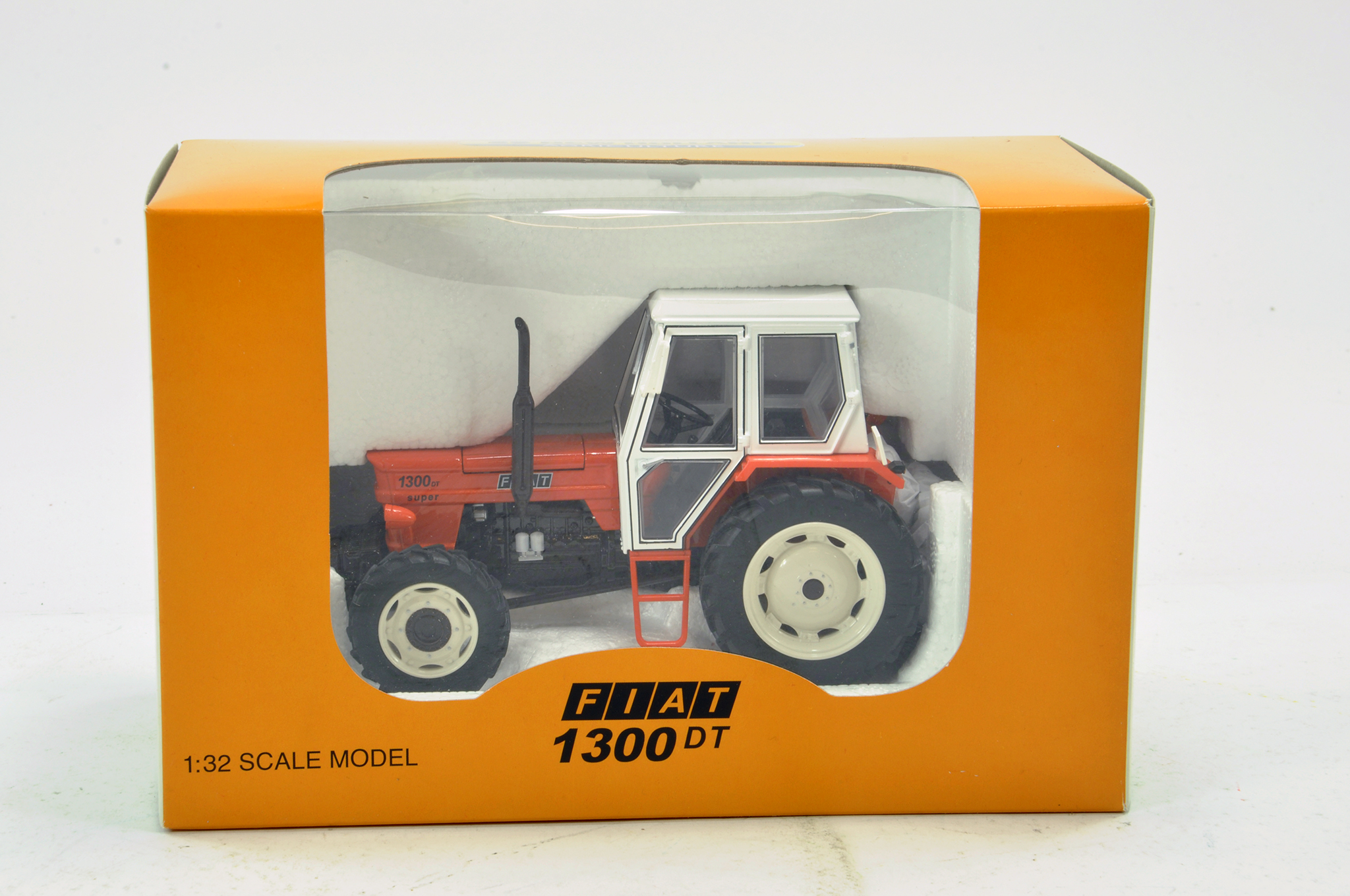 Lot 808 - Replicagri 1/32 Fiat 1300DT 4WD Tractor. Excellent in Box.