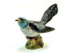 "Beswick Cuckoo Model No. 2315 5"" – 12.7cm – Blue - Gloss. No Faults. Note: We are happy to provide"