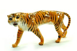 "Beswick Tigress Model No. 1486 4 ¼"" – 10.8cm - Tan with Black Stripes in Gloss. No Faults. Note:"