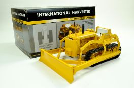 Spec Cast 1/16 International TD-14 Industrial Crawler Tractor with Dozer Blade. Excellent with