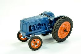 Chad Valley 1/16 Farm issue comprising Fordson Major Tractor. Mechanical example however has seized.
