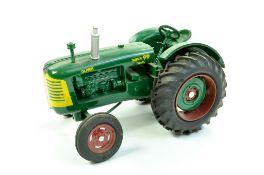 NB&K 1/16 Diecast (Heavy) Oliver Super 99 Diesel Tractor. Produced for the 1988 Michigan Toy Show,
