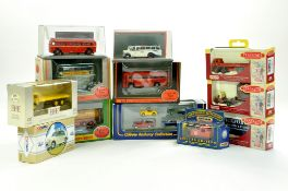 Various boxed diecast comprising mostly 1/76 EFE Series issues, Buses, Commercials. All appear