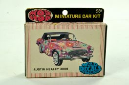 Nod Rod Miniature Austin Healey Car Kit. Sealed in Box. Enhanced Condition Reports: We are more than