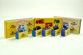 Matchbox Collectibles Series comprising two sets, both complete plus other boxed single issues.