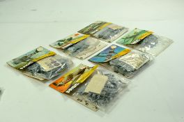 A group of 6 x 1/72 bagged FROG Plastic Model Aircraft Kits. All complete. Enhanced Condition