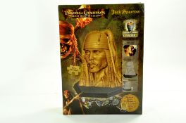 Disney Pirates of the Caribbean Jack Sparrow Scuplture Puzzle. Unopened. Enhanced Condition Reports: