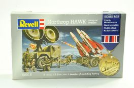 Revell plastic model kit comprising Limited Edition Northrop Hawk Weapon System. Complete.