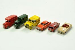 A group of Morestone diecast issues. Generally Fair to Good. Enhanced Condition Reports: We are more