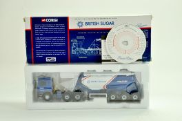 Corgi Diecast Truck issue comprising No. CC11903 ERF Feldbinder Tanker in the livery of British