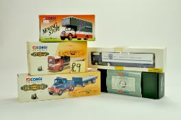 Corgi Diecast group comprising Truck issues. Classic Series and Premium issues. Appear generally