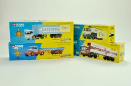 Corgi Diecast Commercial truck issues, classics, comprising various issues, inc famous hauliers;