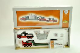 Corgi Diecast Truck issue comprising No. US55103 Diamond T980 Girder Trailer in the livery of