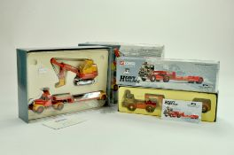Corgi Classics diecast commercial diecast commercial issues. Appear complete, generally very good to