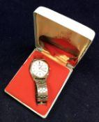 A Philippe Charriol wristwatch,
