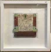 PHILIP EVANS (B. 1959) - a framed stonew