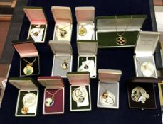 A collection of various Victorian coinag