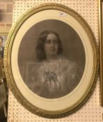 """WILLIAM CRAWFORD (1825-69) """"Portrait of"""