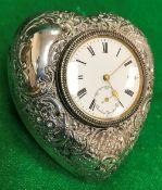 An Edwardian silver mounted dressing tab