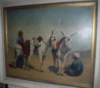 "19TH CENTURY CONTINTENTAL SCHOOL ""Donkey"