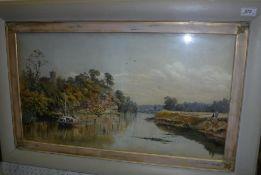 "CHARLES PARSONS KNIGHT (1829-97) ""Quatfo"