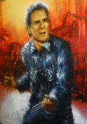 "JUAN CARLOS FERRIGNO (Born 1960) ""Cliff"