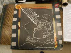 A Jimi Hendrix Experience souvenir conce