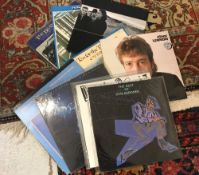 """A box of LP'S to include The Beatles """"1967-1970"""", Cat Stevens """"Tea fo the Tillerman"""","""