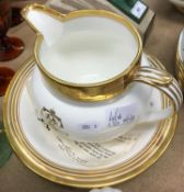 A Coalport and Coalbrookdale porcelain jug 15.