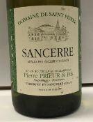 Seven bottles Sancerre Domain Dom Saint Pierre,