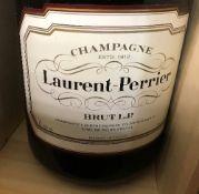 One balthazar Laurent-Perrier Brut Champagne (12l - 16 standard bottles), circa 1999,