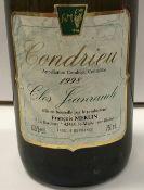 Ten bottles Condrieu Clos Jenraude,