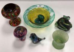"A ""The Melting Pot Glassworks"" studio gl"