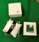 A Philip Stein Sleep Bracelet in box