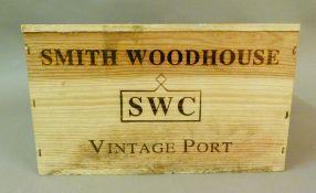 Smith Woodhouse 2003 Vintage Port, 6 bottles, OWC