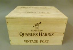 Quarles Harris 2007 Vintage Port, 6 bottles, OWC