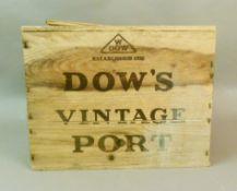 Dow's Vintage Port 1983, 11 bottles, OWC