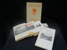 A Bundle Of Welsh County Travel Books
