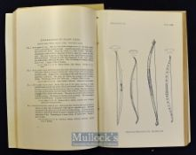 USA - Anthropology - Works by Otis T Mason North American Bows, Arrows and Quivers 1893 49pp and