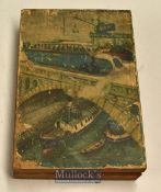 1920s/30s Children's Picture Block Puzzle – depicts 6 themes all military/transport related,