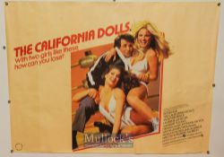 Original Movie/Film Poster Selection including La Balance, Overboard, California Dolls, The Boys