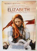 Original Movie/Film Posters Elizabeth The Golden Age includes 2x examples measuring 40x30inch and